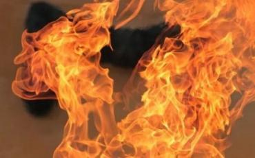 """Вогняні """"дива"""". На Закарпатті у квартирі багатоповерхівки знайшли обгорілий труп!"""
