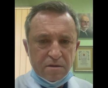 Головлікар Закарпатської обласної лікарні знову звернувся до населення краю!