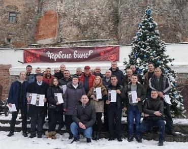 Мукачево поздравляет победителей ежегодного винного фестиваля