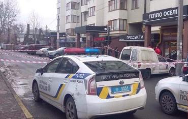 В центре Ивано-Франковска расстреляли криминального авторитета