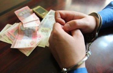 Закарпаття. На Міжгірщині при отриманні 6 тис грн хабара затримали провідного фахівця Центру зайнятості