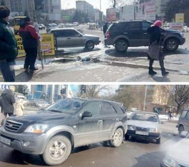 ДТП в Ужгороде
