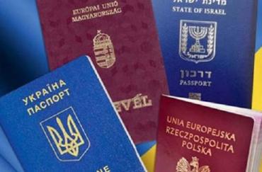 В ближайшее время Рада рассмотрит законопроект о двойном гражданстве для украинцев