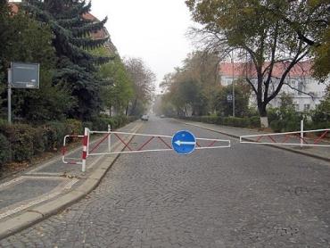 В Ужгороде на выходных будет ограничено движение транспорта: Какие улицы перекроют
