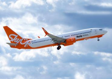 Украинский лоукостер SkyUp запускает новый рейс в Чехию