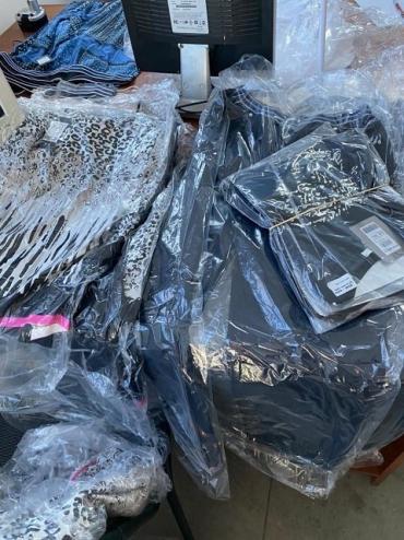"В Закарпатье на границе поймали ""модного"" перевозчика с контрабандой на 400 тысяч гривен"