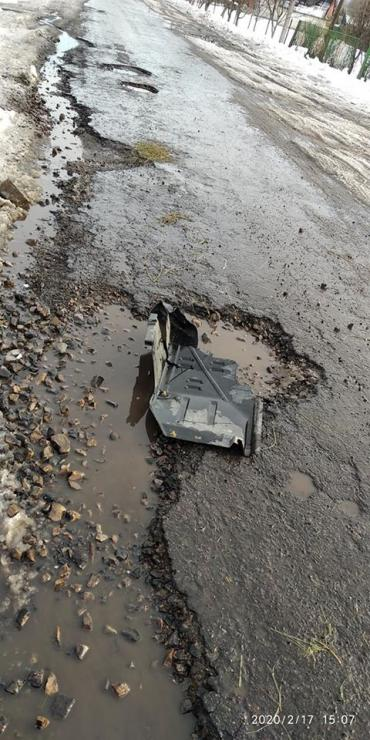 И смех, и грех: Дороги в Закарпатье - настоящий кошмар для любого водителя