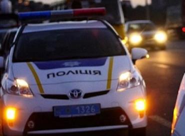 Вечерняя ДТП в Закарпатье, пешехода сбил автомобиль