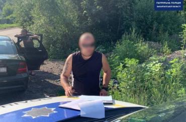 """В Ужгороді водієві """"вліпили"""" штраф у розмірі 6-місячної зарплати на рівному місці"""