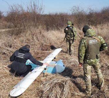 """В Закарпатье на границе """"беспилотным"""" контрабандистам поламали весь бизнес"""