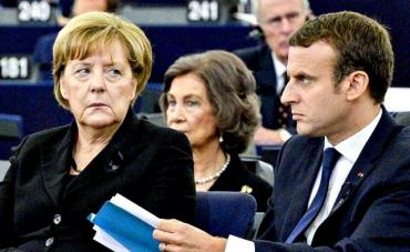 Секретарь украинского Совбеза заявил, что Германия и Франция предали Украину и Грузию.