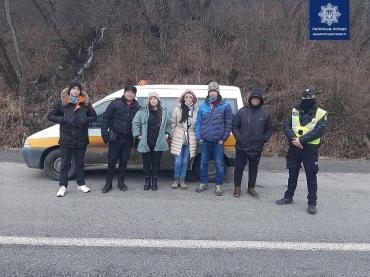 В Закарпатье полицейские обломали весь бизнес переправщику нелегалов