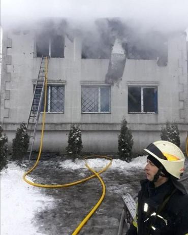 Жуткая трагедия в Харькове: В доме престарелых от пожара погибли 15 человек, 5 пострадали