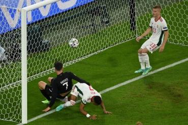 Евро-2020: Венгры были в шаге от плей-офф, обзор матча Германия–Венгрия и видео голов
