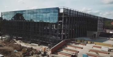 В Закарпатті вже незабаром відкриють найсучасніший в Україні аквапарк