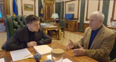 Режиссеру Юрию Ляшенко вернули отжатую аферистами квартиру: Зеленский поделился видео в сети