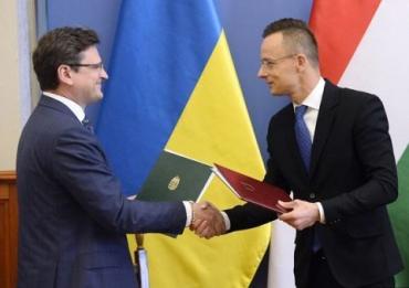 Кулеба пригласил в Закарпатье главу МИД Венгрии, обсудят действующие ограничения въезда
