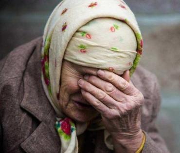 В Україні на сьогоднішній день за межею бідності живе близько 60% населення