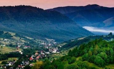 Землетрясение с эпицентром в районе села Колочава прошло без последствий