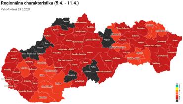 Словаччина рухається до ймовірного загальнодержавного ослаблення карантинних обмежень