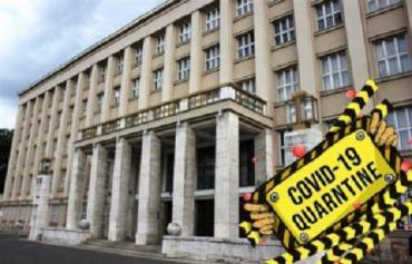 """В Закарпатье вводят """"жёлтый режим"""" эпидопасности"""