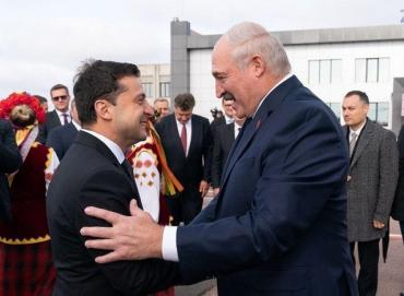 Лукашенко обвинил Зеленского в финансировании из Украины беспорядков в Белоруссии