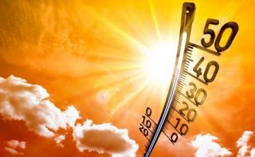 В Закарпатті спека побила температурний рекорд, зафіксований 130 років тому