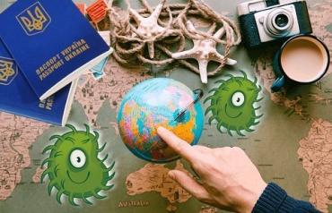 Украинцы могут посетить 58 стран: Обновленный список