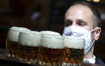 В 2020 году пивоварни Чехии сварили почти на 7% меньше пива