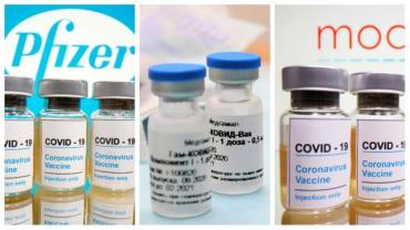 Яка з усіх вакцин від COVID-19 найефективніша?: Огляд 7 відомих препаратів