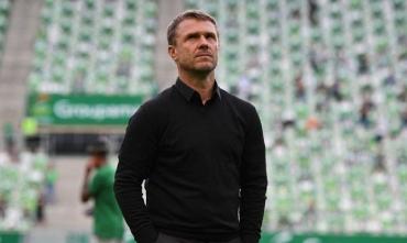 Украинский тренер оставался без работы менее двух суток.