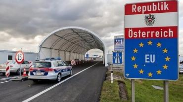 Австрия ужесточает правила въезда для украинцев: Что изменилось