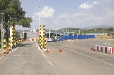 На границе в Закарпатье на основных КПП ограничат движение