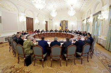 СНБО принял меры по противодействию распространению коронавируса в Украине