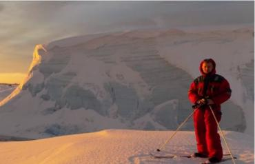 Закарпатець Євген Бріллінг їде до Антарктики