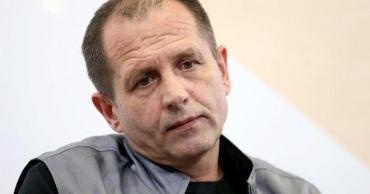 Владимир Балух пострадал из-за того, что «отдыхал» в Гидропарке