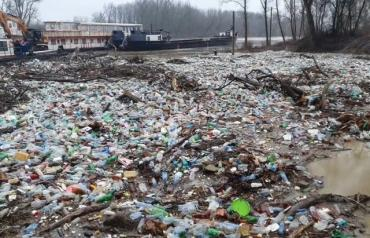 В Закарпатье следить за чистотой реки Тиса будут через систему видеонаблюдения