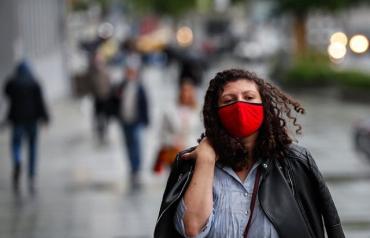 В Закарпатті заборонили ходити вулицями без масок