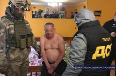 В Закарпатье задержанные члены ОПГ наркодельцов могут выйти из СИЗО под залог