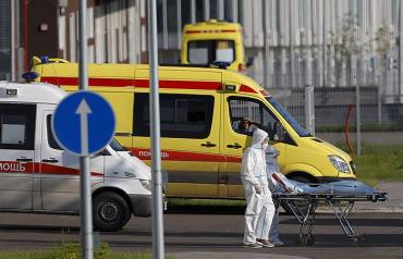 Общее число подтвержденных случаев с начала эпидемии в России достигло 5 514 599.