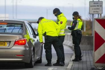 Новые правила пересечения границы Словакии вводят с понедельника, 31 мая.