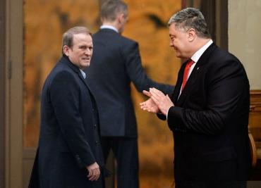 Хто насправді продавав Україну куму Медведчука