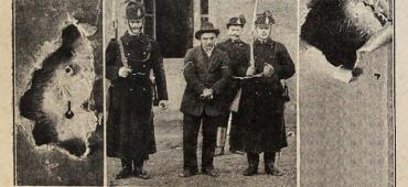 Давній Унгвар: Король грабіжників початку ХХ століття, Ґейза Плешко (ФОТО)