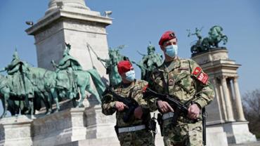Угорщина змінила правила обмежень