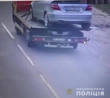 В Киеве креативной угонщице авто грозит до 5 лет тюрьмы