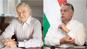 Сорос призвал лишить Венгрию и Польшу дотаций: Орбан ответил американскому миллиардеру