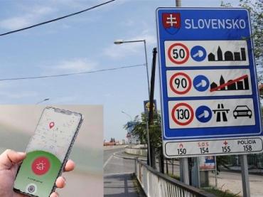 Словакия ужесточает меры против коронавируса: Штраф 5000 евро и мобильный контроль