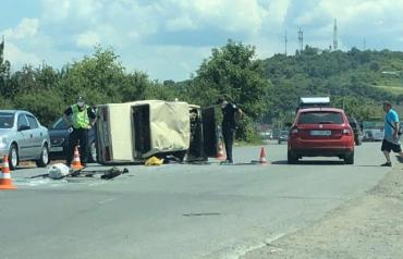 Авария в Закарпатье: В столкновении Chevrolet и ВАЗ пострадал 5-летний ребенок