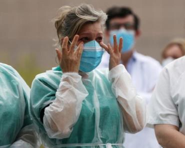 5 тысяч гривен медику в разгар одной из самых страшных эпидемий в истории человечества - это позор!