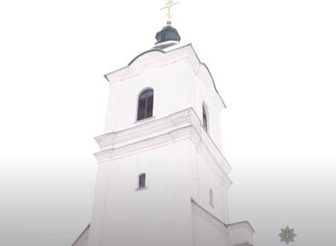В областном центре Закарпатья группа малолетних детей цинично ограбила церковь